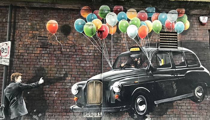 Glasgow city mural trail